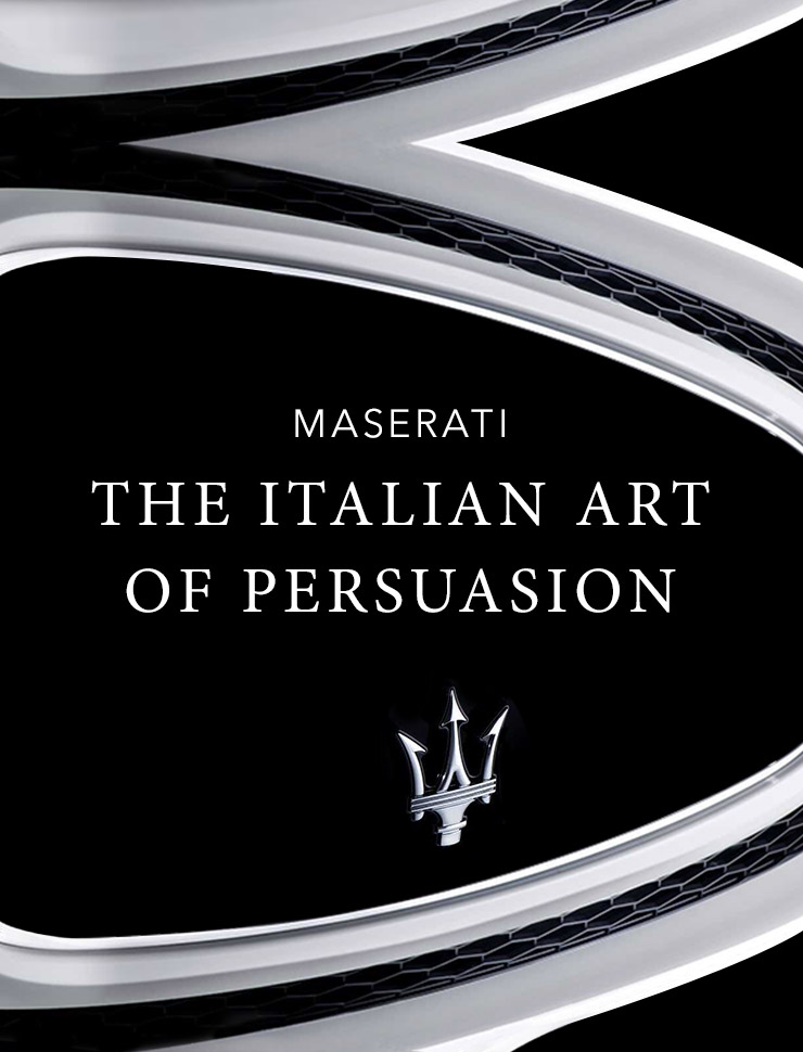 The Italian Art of Persuasion