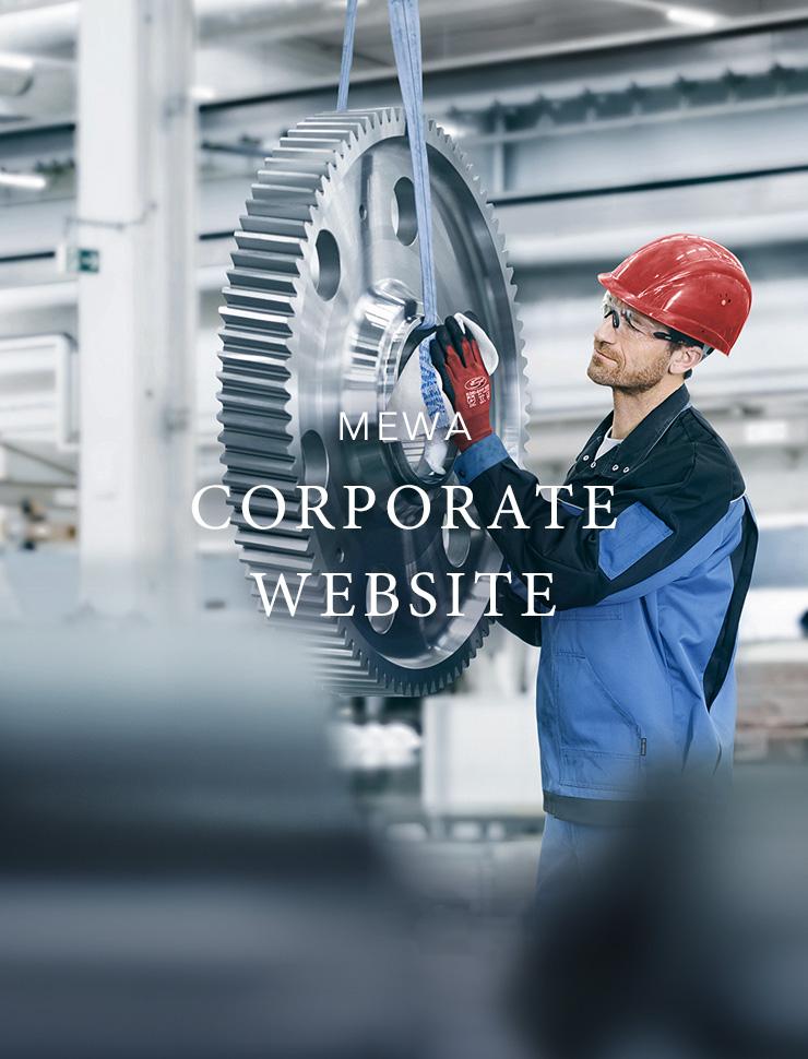 MEWA Corporate Website
